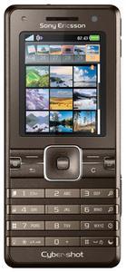 Кнопочный телефон SonyEricsson K770i Truffle Brown (K770i)