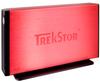 """Зовнішній жорсткий диск Trekstor DataStation Maxi m.ub 500ГБ 3.5"""" USB 2.0 External red TS35-MMU500R, мініатюра №1"""