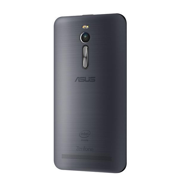 Смартфон Asus ZenFone 2 4-64 Gb Glacier grey 90AZ00A5-M03670, мініатюра №13