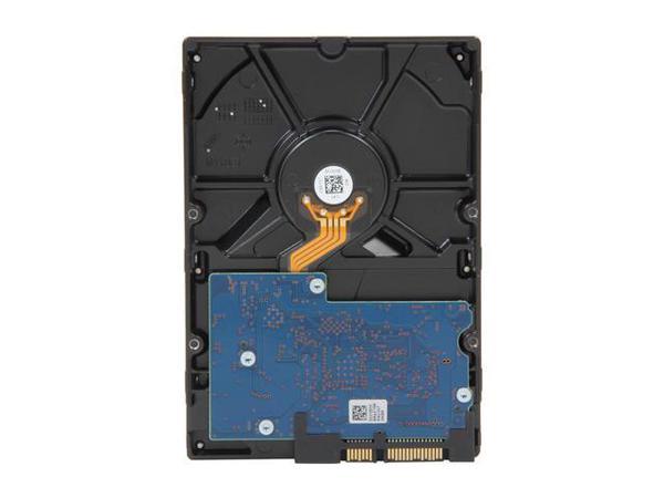 """Внутрішній жорсткий диск Toshiba 500ГБ 7200 обертів в хвилину 32МБ 3.5"""" SATAIII HDS721050DLE630, мініатюра №4"""
