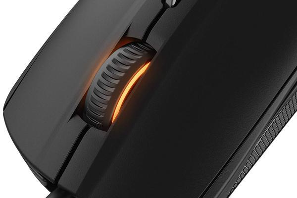 Мишка Steelseries Rival 100 USB Black (SS62341), мініатюра №5