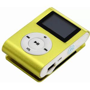 MP3-плеер TOTO With display&Earphone Mp3 Green (TPS-02-Green)