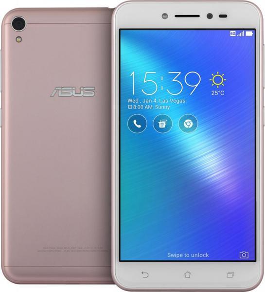 Смартфон Asus ZenFone Live 2-16 Gb rose pink ZB501KL-4I031A, мініатюра №3