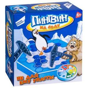 Настольная игра DREAM MAKERS Пингвин на льду (1219)