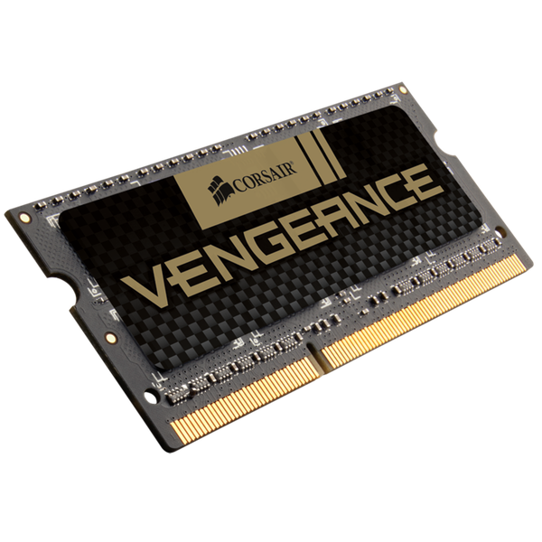 Модуль пам`яті Corsair Vengeance 4GB DDR3 1600 MHz (CMSX4GX3M1A1600C9), мініатюра №1