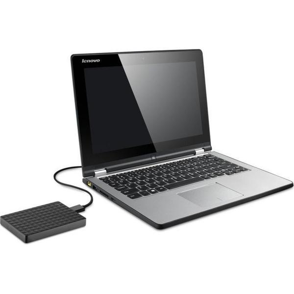 """Зовнішній жорсткий диск Seagate 1ТБ 2.5"""" USB 3.0 чорний STEA1000400, мініатюра №7"""