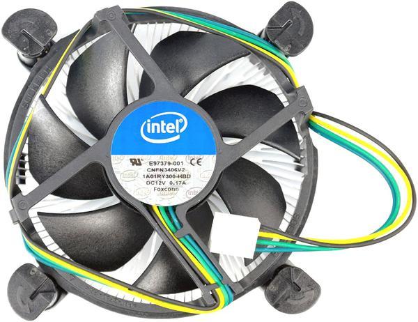 Система воздушного охлаждения Intel originale E97379-001 E97379-002, миниатюра №1
