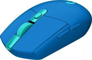 Мышь беспроводная Logitech G305 (910-006014) Blue USB