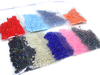 Бисерный FROM FACTORY NHS набор с мелким бисером 10/0 (100шт/50цветов) по 5 грамм, мініатюра №3