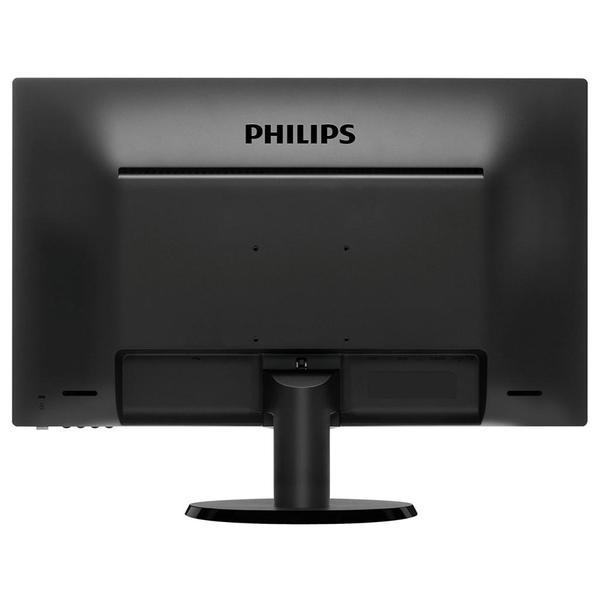 Монітор Philips MVA 23.6'' Full HD 243V5QHSBA 01, мініатюра №2