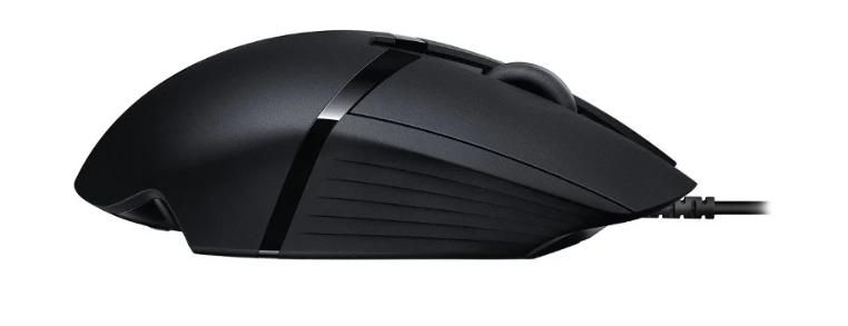 Игровая Проводная Мышь Logitech G402 USB Black