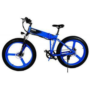 Электровелосипед Rover Monster 1 Royal Blue (345270)