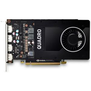 Відеокарта HP QUADRO P2200 5120MB PCI-Express x16 3.0 (6YT67AA)