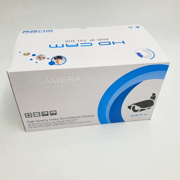 IP Камера видеонаблюдения уличная 3G\4G sim Wi Fi HD 1080p 2 Mp 4 антенны UKC CAMERA CAD 3120 белая, мініатюра №5