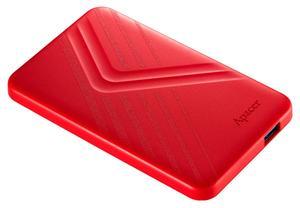 """Зовнішній жорсткий диск Apacer 2.5"""" USB 3.1 1TB AC236 red"""
