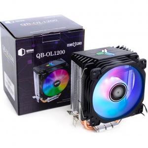 Кулер для процессора QUBE QB-OL1200. 43124