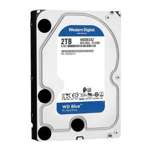 Внутрішній жорсткий диск Western Digital HDD SATA 2.0TB blue 5400rpm 256MB WD20EZAZ