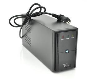 ИБП Ritar E-RTM1000L ELF-L 600W Lin int AVR 3xSchuko металл (E-RTM1000/07857)