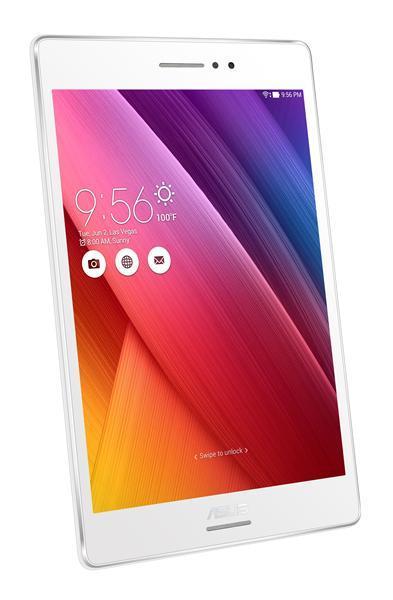 Планшет Asus ZenPad S 8.0 4-64Gb white Z580CA-1B035A, мініатюра №7