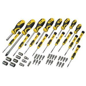 Набор инструментов Stanley отверток 49шт. (STHT0-70886) (STHT0-70886)