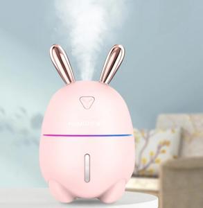 Увлажнитель воздуха и ночник 2в1 Humidifier Rabbit 6740057