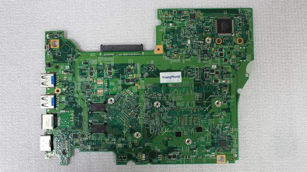 Материнская плата для ноутбука Lenovo LT41 SKL i7-6500U YOGA (500-14ISK), мініатюра №2