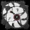 Система охолодження Corsair  Air SP140 LED Twin Pack (CO-9050034-WW), мініатюра №1
