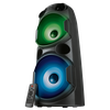 Колонка SVEN PS-750 Black 80Вт TWS bluetooth подсветка караоке, мініатюра №1