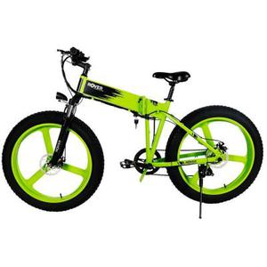 Электровелосипед Rover Monster 1 Lime (345269)