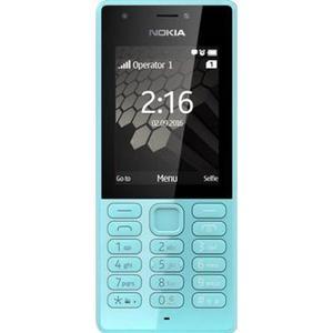 Кнопочный телефон Nokia 216 Blue (A00027787)