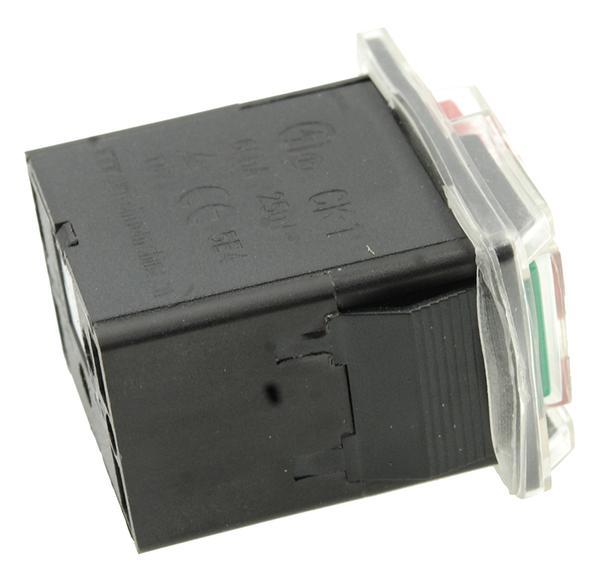 Кнопка VJ Parts бетономешалки 4 контакта 4A CK-1 арт кн1350, мініатюра №4