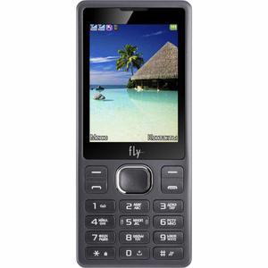 Кнопочный телефон Fly FF282 Black (FF282 Black)