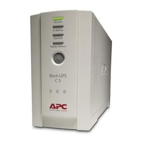 ИБП APC Back-UPS CS 500VA BK500EI