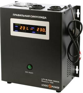Источник бесперебойного питания Logicpower LPY-W-PSW-1000VA+