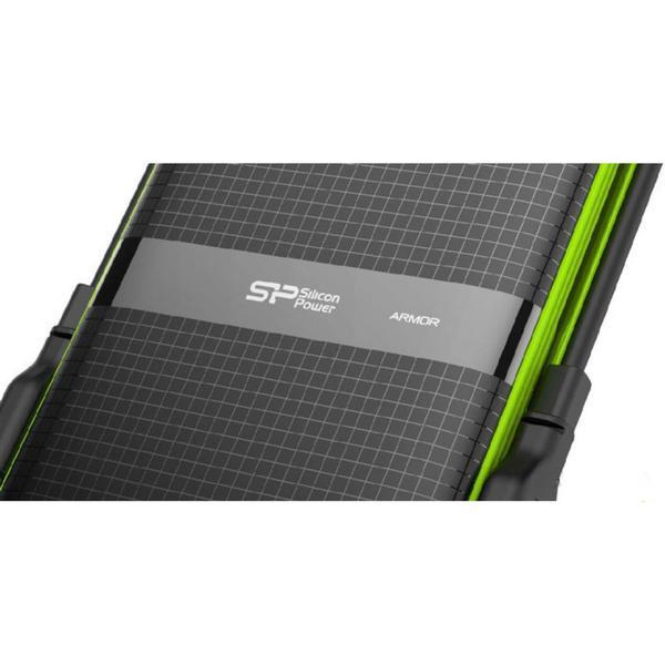 """Зовнішній жорсткий диск Silicon Power 2ТБ 2.5"""" USB 3.0 чорний SP020TBPHDA60S3K, мініатюра №5"""
