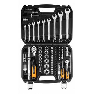 "Набор инструментов NEO tools 1/2 "", 1/4"", CrV (08-672)"