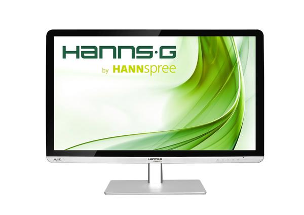 "Монітор Hanns-G Hannspree LED 28"" 4K Ultra HD HU282PPS, мініатюра №2"