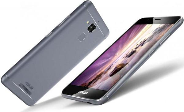 Смартфон Asus ZenFone 3 Max 3-32 Gb titanium grey ZC520TL-4H141RU, мініатюра №3