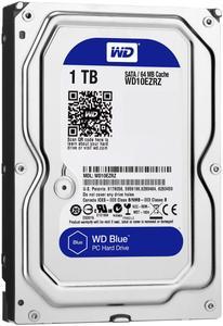 """Внутрішній жорсткий диск Western Digital blue 1TB 5400rpm 64MB WD10EZRZ 3.5"""" SATAIII"""