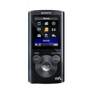 MP3-плеер Sony Walkman NWZ-E384 8GB Black (NWZE384B.EE)