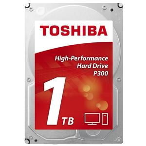 Внутрішній жорсткий диск Toshiba HDD SATA 1.0TB P300 7200rpm 64MB 16427