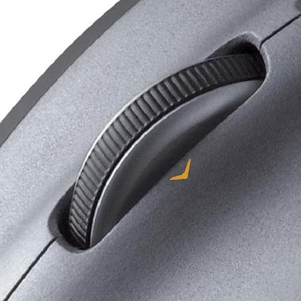 Мишка Logitech M705 Marathon Wireless Black (910-001949), мініатюра №5