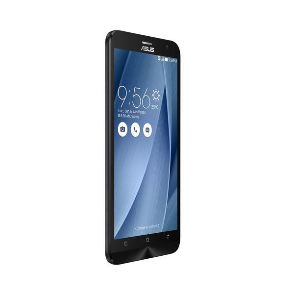 Смартфон Asus ZenFone 2 4-64 Gb Glacier grey 90AZ00A5-M03670, мініатюра №35