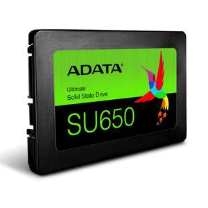 "Внутренний накопитель A-Data SSD 480GB 2.5"" SU650 SATA 3D TLC ASU650SS-480GT-R"