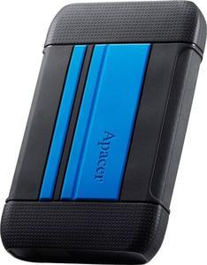 "Накопитель внешний HDD 2.5"" USB 2TB Apacer AC633 Black/Blue (AP2TBAC633U-1)"