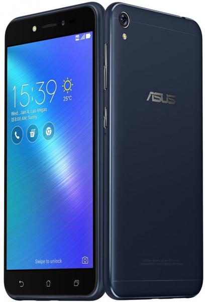 Смартфон Asus ZenFone Live 2-16 Gb Navy black ZB501KL-4A030A, мініатюра №2