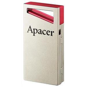 USB флеш-накопичувач Apacer 64GB AH112 Red USB 2.0 (AP64GAH112R-1)