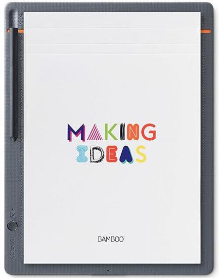 Графічний планшет Wacom BAMBOO Folio L (CDS-810G), мініатюра №1