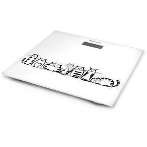 Весы напольные Maxwell MW-2675 White (MW-2675 White)