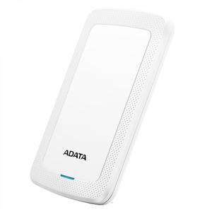 """Зовнішній жорсткий диск A-Data USB 3.2 Gen1 HV300 1TB 2 5"""" білий AHV300-1TU31-CWH"""